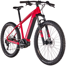 FOCUS Jarifa² 6.7 Plus E-mountainbike rød